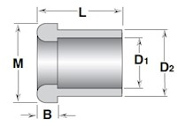 Socket Type End Bells