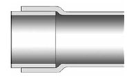 Straight Socket Joint Tubular Size (ID) Straight Conduits