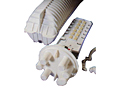 Flame Retardant Fiber Optic Splice Closures