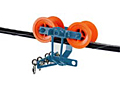 Overlash Aerial Cable Pullers